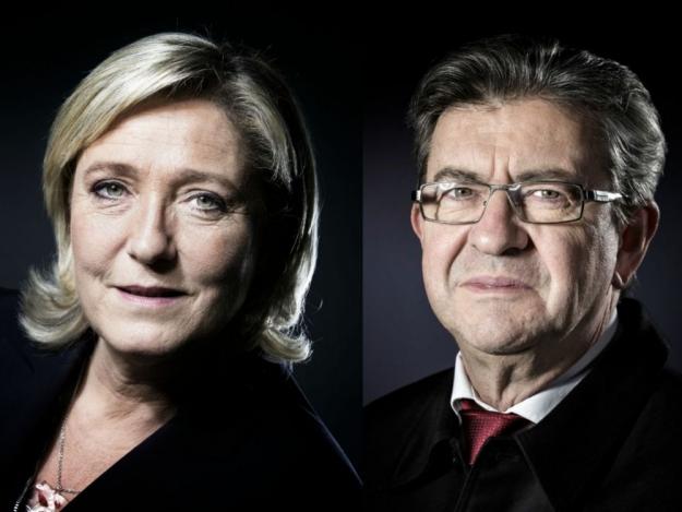 Le Pen/Mélenchon? le populisme en partage